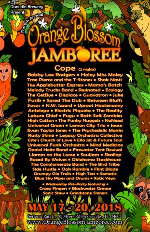 Image result for orange blossom jamboree 2018